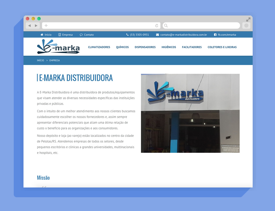 E-marka Distribuidora