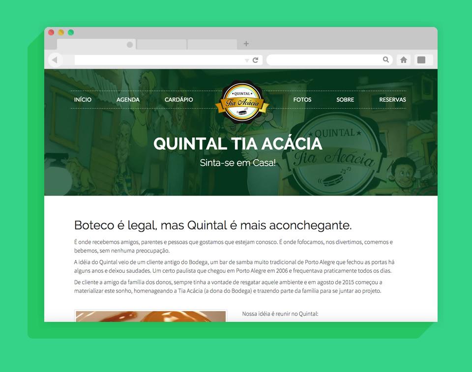 QUINTAL TIA ACÁCIA