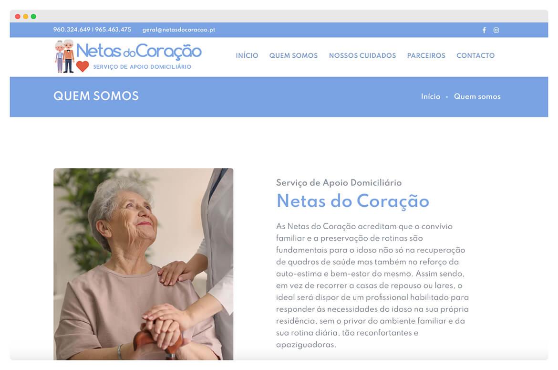 Netas do Coração - Lisboa