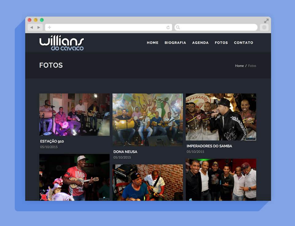 WILLIANS DO CAVACO
