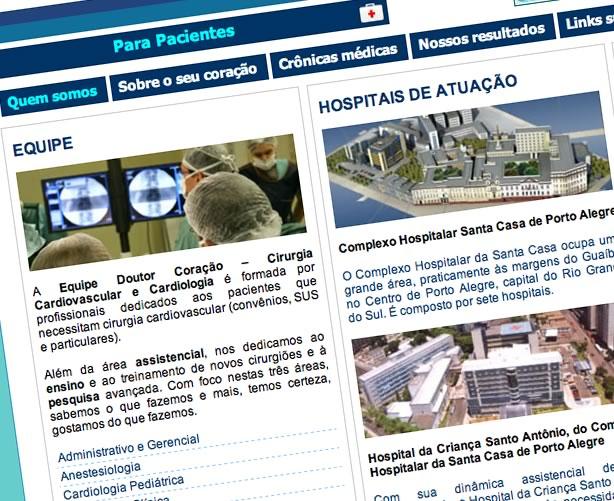 www.doutorcoracao.com.br