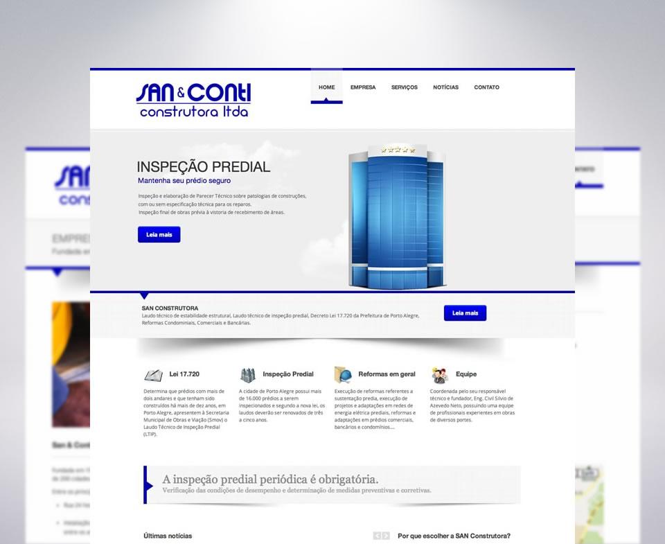 www.sanconstrutora.com.br
